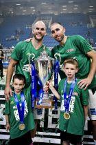 Με τον Νικ Καλάθη κέρδισε δυο πρωταθλήματα κι ένα κύπελλο, για λογαριασμό του Παναθηναϊκού ΟΠΑΠ