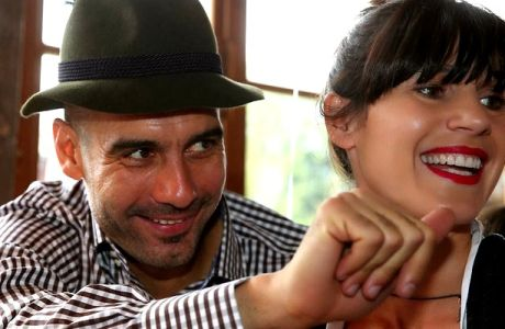 Παντρεύτηκε ο Γκουαρδιόλα (photo - video)