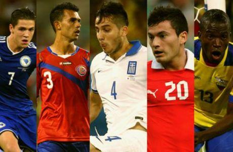 """Οι δέκα καλύτεροι νέοι παίκτες του Μουντιάλ που ξεχωρίζει η """"Guardian"""""""