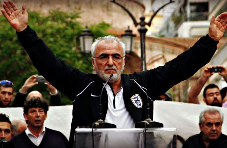 """Συγχαρητήρια από Σαββίδη: """"H Εθνική μας έκανε περήφανους"""""""