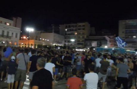 Πάρτι μέχρι το πρωί στην Πάτρα (VIDEOS)