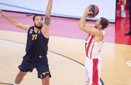 Ο Γιάνις Στρέλνιεκς δίνει φτερά στην επίθεση του Ολυμπιακού