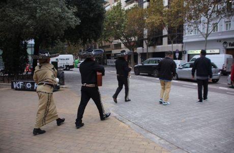 Μαριάτσι ακολουθούν κατά πόδας παράγοντες της Βαλένθια για διαμαρτυρία