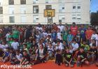 Σπανούλης και Πρίντεζης στην Kids Day του τουρνουά