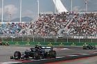 Στο Autodrom του Σότσι, εμφανίστηκαν για πρώτη φορά φέτος στη Formula 1, θεατές στις εξέδρες.