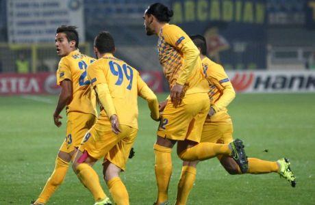 Αστέρας Τρίπολης - ΑΠΟΕΛ 2-0