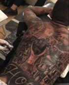 Ο Γκαμπιγκόλ ΞΕΦΤΙΛΙΖΕΙ κόσμο με το νέο του τατουάζ!