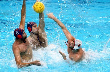 FINAL-6 / ÔÓÁÌÐÉÏÍÓ ËÉÃÊ / ÏÓÖÐ - ÃÉÏÕÃÊ ÍÔÏÕÌÐÑÏÂÍÉÊ / CHAMPIONS LEAGUE / OLYMPIAKOS - JUG DUBROVNIK (Eurokinissi Sports)