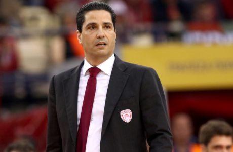 """Σφαιρόπουλος: """"Το καλύτερο αμυντικά παιχνίδι μας"""""""