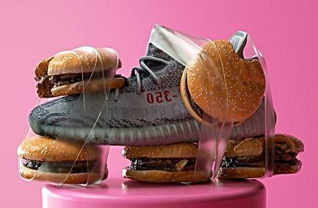 Τα φαγώσιμα sneakers του Άντονι Τουντίσκο είναι από άλλο πλανήτη