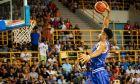 Ο Γιάννης Αντετοκούνμπο σε στιγμιότυπο του φιλικού αγώνα της Εθνικής Ελλάδας με το Ιράν για το τουρνουά Aegean 2019 στα 'Δύο Αοράκια', Ηράκλειο, Κυριακή 11 Αυγούστου 2019