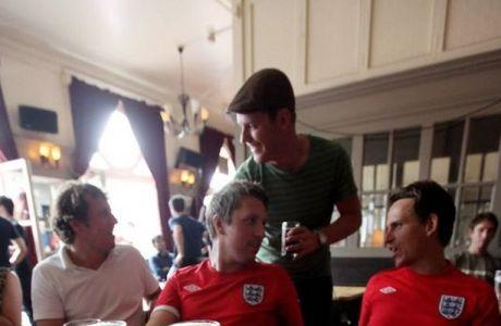 Πρεμιέρα Μουντιάλ με κλειστές παμπ στην Αγγλία!