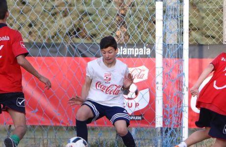 Εντυπωσιακό σαββατοκύριακο για το Coca-Cola Cup στο Βόλο