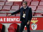 Ο Φιλίπ Μοντανιέ κατά τη διάρκεια του αγώνα της Σταντάρ Λιέγης με την Μπενφίκα για το Europa League