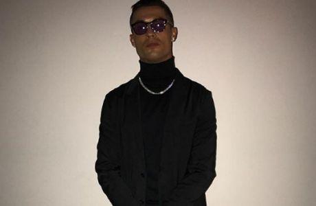 Ο Κριστιάνο Ρονάλντο ντύθηκε... κλαρινογαμπρός