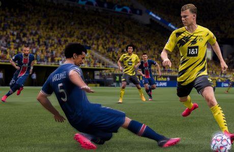 Το FIFA 21 αγγίζει την πραγματικότητα