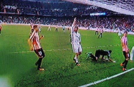 Γιατί ο Ρονάλντο σήκωσε το χέρι στο γκολ του Μοράτα
