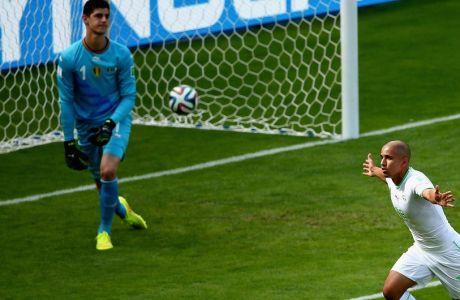 Με πέναλτι ο Φεγκουλί το 1-0 για την Αλγερία
