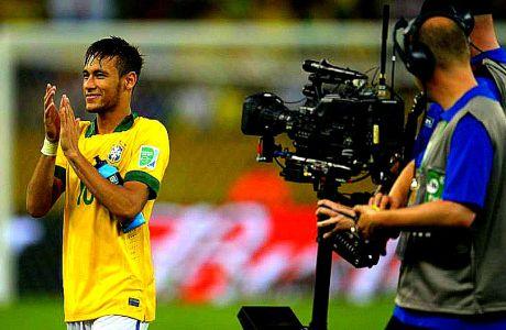 Iσοφάρισε για τη Βραζιλία ο Νεϊμάρ (VIDEO)