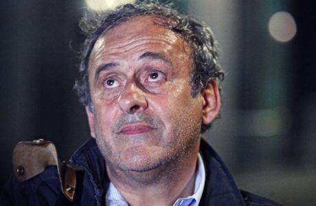 Ο Μισέλ Πλατινί μετά την τελευταία φορά που βρέθηκε ενώπιων των διωκτικών αρχών