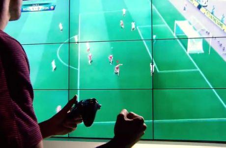 Η Ρόμα παρουσίασε παίκτη μέσω του... FIFA!