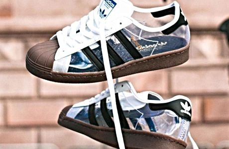 Τα νέα Adidas Superstar από τον Blondey McCoy.