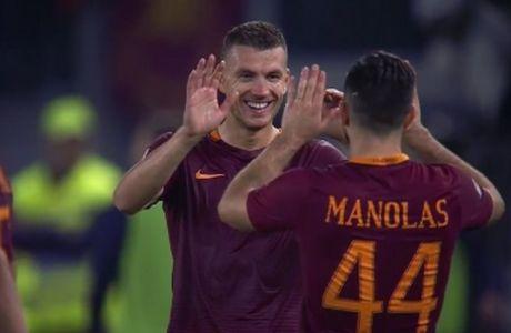 Μανωλάς και Τζέκο στέλνουν μαζί μήνυμα στους οπαδούς!