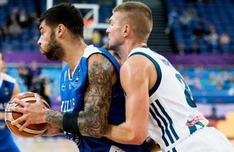 Πήρε... προαγωγή ο Μούριτς χάρη στο Ευρωμπάσκετ