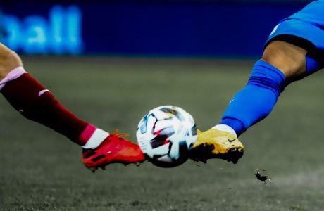 Η Ελλάδα προηγήθηκε της Αυστρίας σε φιλική αναμέτρηση στο Κλάγκενφουρτ, με γκολ του Φορτούνη στο 63' αλλά στη συνέχεια δέχθηκε δύο τέρματα (77' Γκρίμπιτς, 80' Μπάουμγκάρντνερ) και ηττήθηκε με 2-1. (ΦΩΤΟΓΡΑΦΙΑ:T.BAUER / EUROKINISSI)
