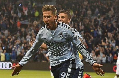 Καλύτερος παίκτης του μήνα στο MLS ο Νέμεθ