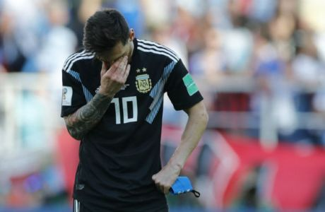 Τραγικός ερασιτεχνισμός στην Αργεντινή του Μέσι! Δεν... μιλάνε στον Σαμπαόλι