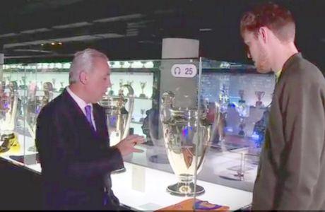 VIDEO: O Στόιτσκοφ δείχνει στον Βεζένκοφ πως κατακτώνται τα ευρωπαϊκά