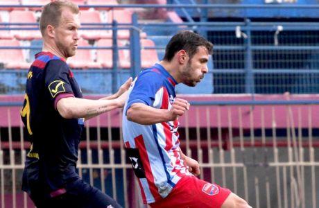 ΣΟΥΠΕΡΛΙΓΚΑ / ΒΕΡΟΙΑ - ΠΑΝΙΩΝΙΟΣ (Eurokinissi Sports)