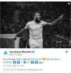 """Μέχρι και ο Μανωλάς """"εμφανίστηκε"""" σε tweet της Μαρσέιγ"""