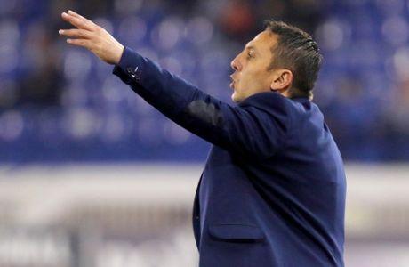 """Παπαδόπουλος: """"Χάσαμε με κατεβασμένα χέρια"""""""