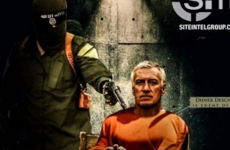 Μετά τον Μέσι, ο ISIS ανέβασε σοκαριστική φωτογραφία με Ντεσάμπ!