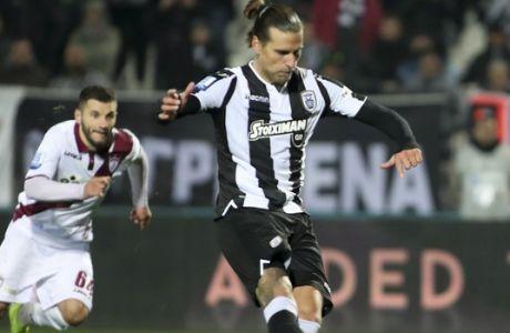 ΠΑΟΚ-ΑΕΛ: Ο Πρίγιοβιτς παραμένει η διαφορά του πρωταθλήματος