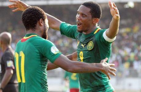 Αρνήθηκαν να ταξιδέψουν στη Βραζιλία οι παίκτες του Καμερούν