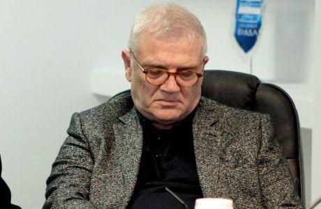 Τι είπε ο Μελισσανίδης στους οργανωμένους ενόψει του τελικού