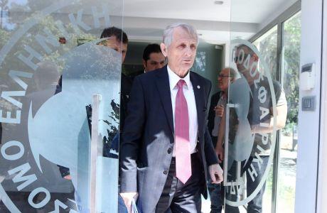 """Το διαιτητικό δικαστήριο """"κάρφωσε"""" τον Γκιρτζίκη"""