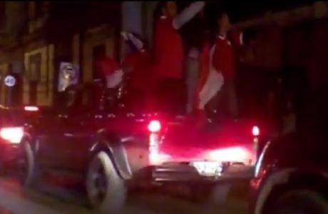 Πώς να ΜΗΝ πανηγυρίσεις στο Μουντιάλ (VIDEO)