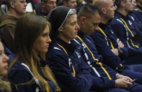 Καλόγριες, φρουροί και ιερείς: Το Βατικανό έχει πια τη δική του ομάδα στίβου