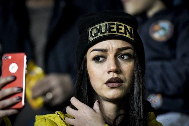 Η... βασίλισσα του Αγρινίου τρέλανε την κερκίδα