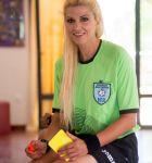 Βανέσσα Μαραγκού: H όμορφη διαιτητής που σώζει ζωές