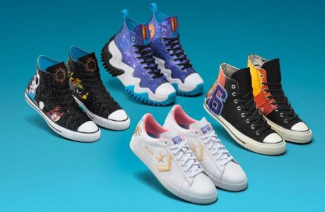 O No1 προορισμός για να ανακαλύψεις τα iconic Space Jam sneakers της Converse