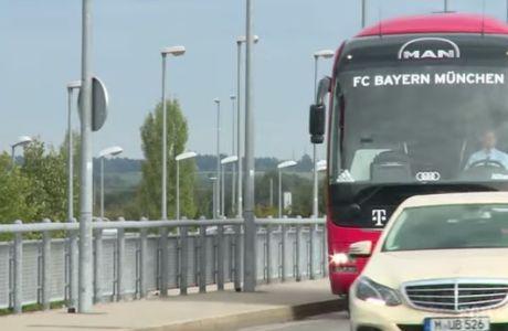 """Λογαριασμός Μπάγερν: """"Το Champions League αρχίζει"""""""