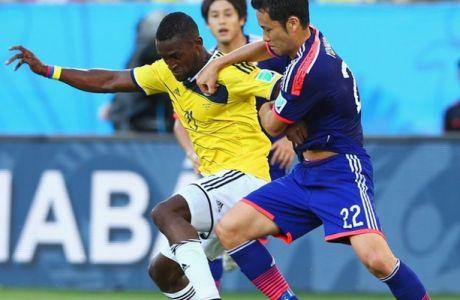 Το 2-1 της Κολομβίας
