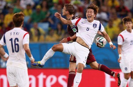 Ρωσία - Νότια Κορέα 1-1 (VIDEO)