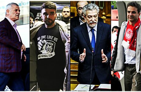 """""""Ντου"""" Σαββίδη σε ΣΥΡΙΖΑ, ΝΔ, Μελισσανίδη και Αλαφούζο!"""