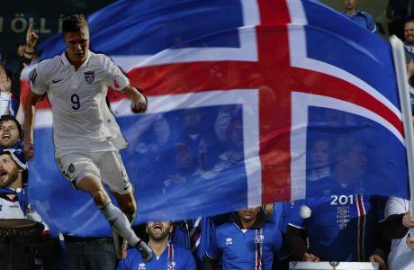 """""""Πρόδωσε"""" την Ισλανδία για να παίξει Μουντιάλ με τις ΗΠΑ, αλλά..."""